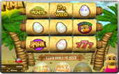 Click to play  Back in Time Bonus Slot