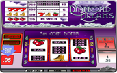 Click to play Diamond Dreams Bonus Slot