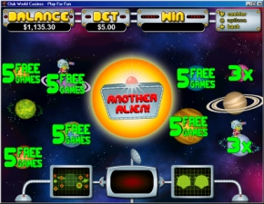 Outta This World Slot Game
