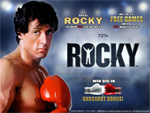 Rocky Bonus Slot Game