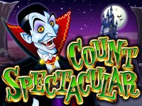 Click to play Count Spectacular Real Series Bonus Slot