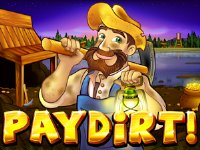 Click to play Paydirt Real Series Bonus Slot